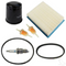 Club Car DS Deluxe Tune Up Kit for 4-cycle Gas (1997+ w/ Oil Filter)