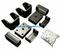 "4"" Block Golf Cart Lift Kit for EZGO 1994.5-2001.5 TXT / Medalist"