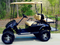 """6"""" Drop Axle EZGO Golf Cart Lift Kit"""