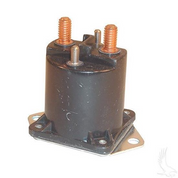 Club Car 12-Volt 4-Terminal Copper Solenoid (For Gas 1984+)