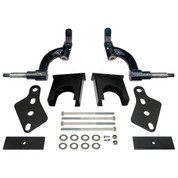 "Club Car Precedent 6"" Alloy Spindle Lift Kit"
