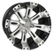 "RHOX Vegas 12"" Wheels and Mojave 23x10.5-12 Tires"