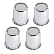 "Chrome Center Cap 2.65"" - Set of 4"