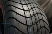 Wanda 205/65-10 Golf Cart Tires - DOT approved