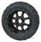 "14"" STALKER Wheels and 23x10-14"" DOT All Terrain Tires"