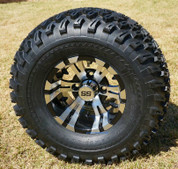 "10"" VAMPIRE Wheels and 22x11-10 All Terrain Tires"