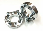 "1"" Aluminum Golf Cart Wheel Spacers for Club Car"