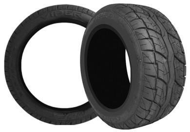 """Madjax VIPER 215/40-12"""" DOT Golf Cart Tires"""