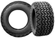 "Madjax Predator 22x11-10"" All Terrain Golf Cart Tires"