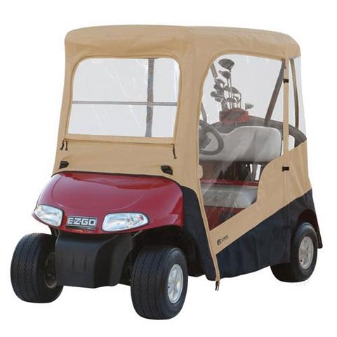 EZGO RXV Golf Cart Enclosure - Driveable & High Quality
