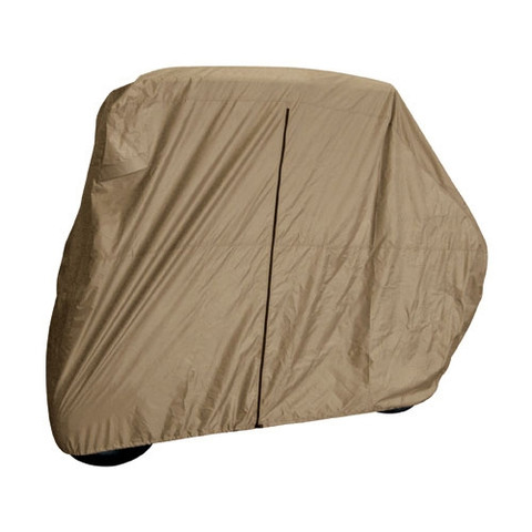Golf Cart Cover for Carts with Rear Seats - Standard Top