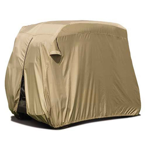"""6 passenger Golf Cart Storage Cover - Fits Carts w/ up to 119"""" Long Tops"""