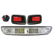 EZGO TXT Golf Cart Light Kit - NON-Street Legal (LED or Regular)