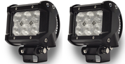 "Golf Cart 4"" LED Flood Light Packs - (Set of 2)"