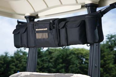 Golf Cart Padded Organizer (Weather Protected)