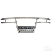 Club Car DS RHOX Heavy Duty Stainless Steel Brush Guard