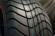 "Wanda 205/30-14"" Golf Cart Tires - DOT StreetRide Tires"