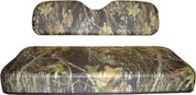 EZ-GO TXT / Medalist Camo Vinyl Golf Cart Seat Cover Set (Fits 1994-Up)