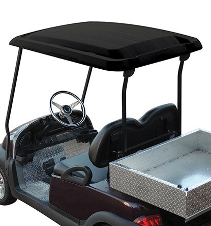 "Club Car Precedent Roof Top OEM 54"" - Black"