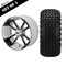 "12"" STORM TROOPER Wheels and 23x10.5-12"" DOT All Terrain Tires Combo (Choose your Color!)"