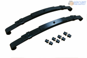 EZ-GO TXT Heavy Duty Rear Leaf Springs Kit (Fits 1994.5 & Up)