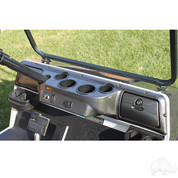 Club Car DS Dash in CARBON FIBER