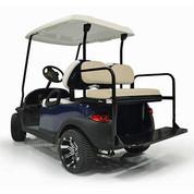 EZGO TXT Mach 2 GTW Aluminum Rear Seat Kit - TAN