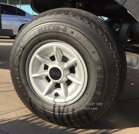 Kenda 18x8.5-8 Hole-n-1 Golf Cart Tires