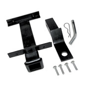 Golf Cart Trailer Hitch for Rear Seat Kit