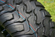 "Wanda 22x11-12 Mud Terrain ""Crawler"" Golf Cart Tires"