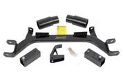 """JAKES 4"""" EZGO Marathon Drop Axle Lift Kit - (Fits 1989 - 1994.5 Gas)"""