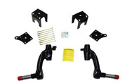 "JAKES 6"" EZGO TXT ELECTRIC Golf Cart Drop Spindle Lift Kit (ELECTRIC 2001.5-2009)"