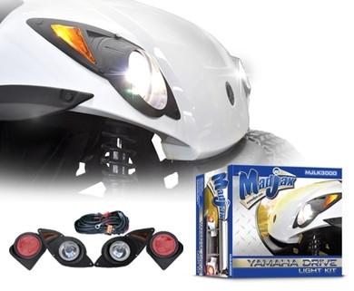 Madjax Basic Golf Cart Light Kit for Yamaha G29/ DRIVE