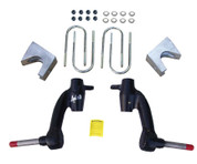"JAKES 6"" EZGO RXV ELECTRIC Golf Cart Drop Spindle Lift Kit (2014 & Newer)"