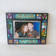 MACONE STUDIO  GREAT LOVE STORIES WOOD FRAME