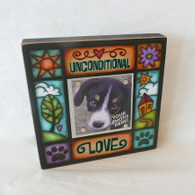 MACONE STUDIO UNCONDITIONAL LOVE SMALL WOOD FRAME