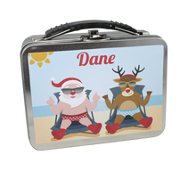 Christmas Personalised Patch Carry Case