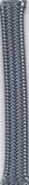 Charcoal Gray Braid Cloth - 18AWG Power Cord (Item: PWC-27)