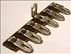Terminal Strip,6lug,1gnd-package of 5 (Item: TS6-A)