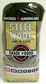 Steel Wool #0000 - 16 Pieces (Item: SW0000-16)