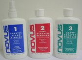 Novus Polish 8oz. Kit (Item: NP-8ALL)