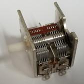 Air Variable Capacitor 175/75pf (Item: C-AV175/75)