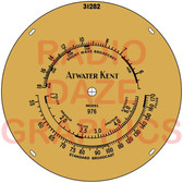 Atwater Kent 976 Dial (Item: DS-A668)