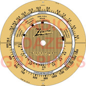 Zenith S-829 Dial (Item: DS-A683)