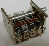 Air Variable Capacitor - 25/80/150/25 (ITEM: C-AV25/80/150/25)