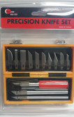 Precision Knife Set (Item: TL-PKS1)