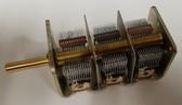 Air Variable Capacitor - 365/365/365 (ITEM: C-AV365/365/365)