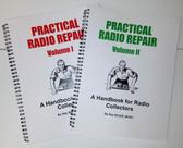 Practical Radio Repair Set ~ Vols I & II (Item: BK-75)