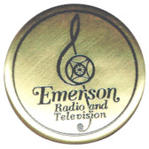 "Emerson Model 587A ""Badge"" Refinishing (Item: MISC-EM-587A)"