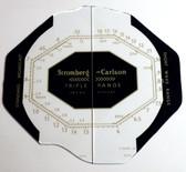 Stromberg Carlson Model 140 Series Dial Glass (Item: DG-321)